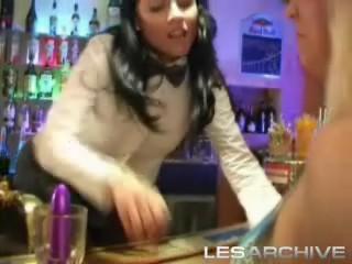 Les Archive lesbian sex video